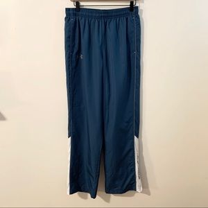 UNDER ARMOUR Bandito Woven Pant Blue/White